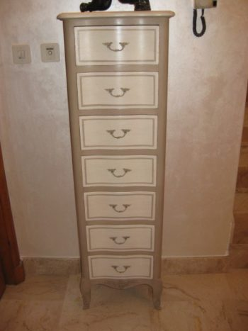 patine meuble corinne croix